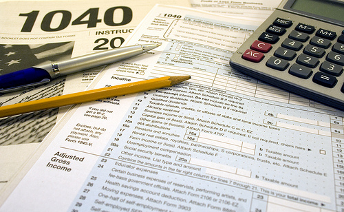 Tax forms US